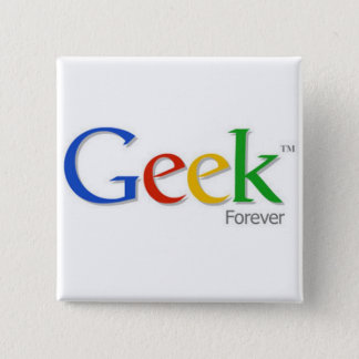 Geekforever 15 Cm Square Badge