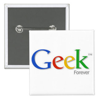 Geekforever 15 Cm Square Badge