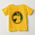Geekicorn Baby Clothes T-shirt