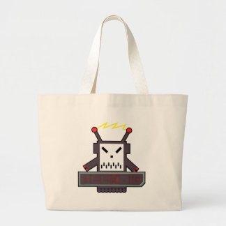 Geekoid Jumbo Tote Bag