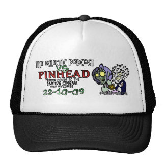 GeekPlanet Allnighter 2009 Cap