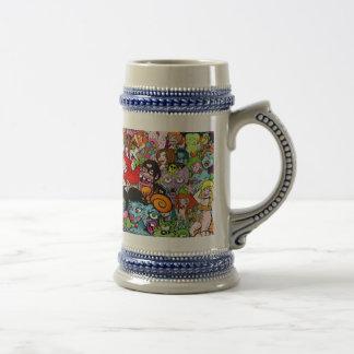 Geeks Freaks Coffee Mug