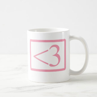 Geek's Heart Coffee Mug