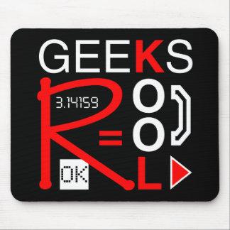 Geeks R Kool Mouse Pad