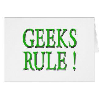 Geeks Rule Green Cards