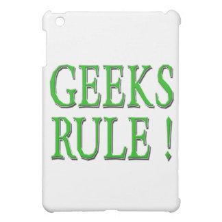Geeks Rule ! Green iPad Mini Covers