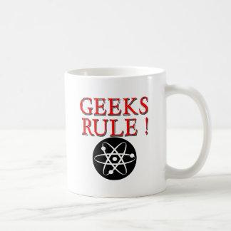 Geeks Rule !  with Atom Mug