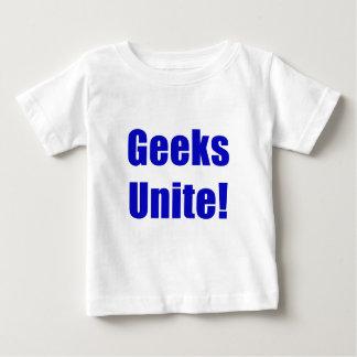 Geeks Unite Tees