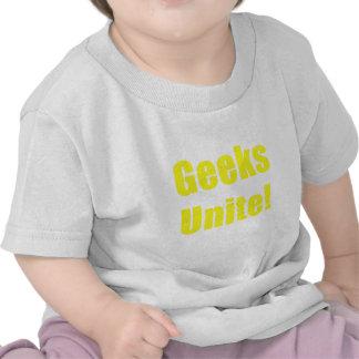 Geeks Unite T Shirt