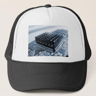 Geeky Computer Chip - GeekShirts Trucker Hat