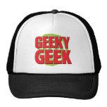 Geeky Geek Mesh Hats