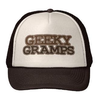 Geeky Gramps Trucker Hats