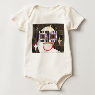 Geeky Moon Organic Babygro Baby Bodysuit