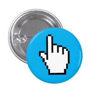 Geeky Picker 3 Cm Round Badge