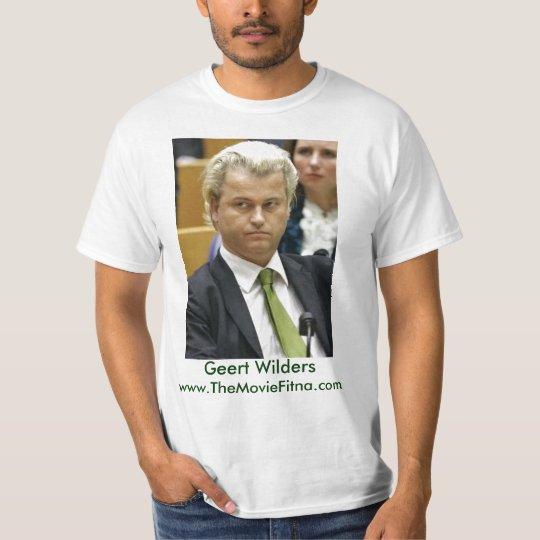 Geert Wilders T-Shirt