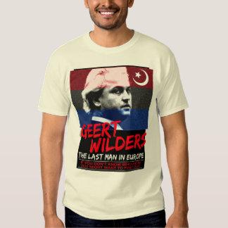 Geert Wilders Tee Shirts