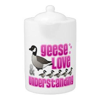 Geese, Love & Understanding