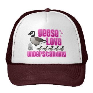 Geese, Love & Understanding Cap