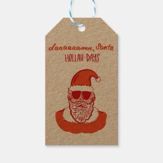 Geez Santa Tag