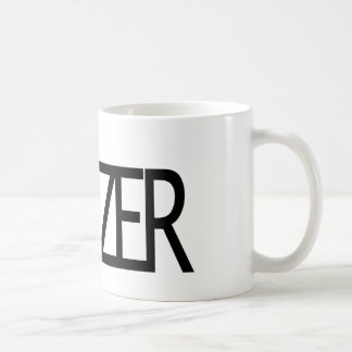 Geezer Basic White Mug