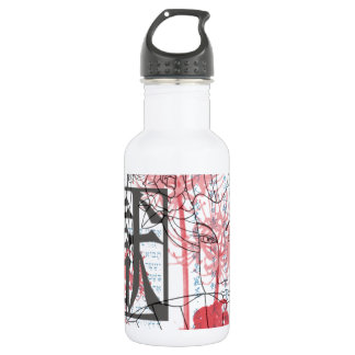 Geisha Art 532 Ml Water Bottle