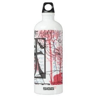 Geisha Art SIGG Traveller 1.0L Water Bottle
