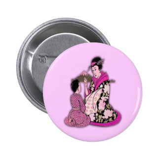 Geisha Buttons