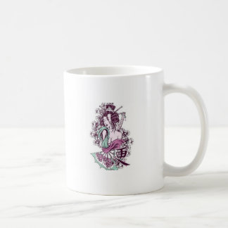 Geisha cinderella coffee mugs