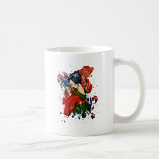Geisha Coffee Mugs