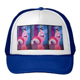 Geisha Dance Trucker Hat