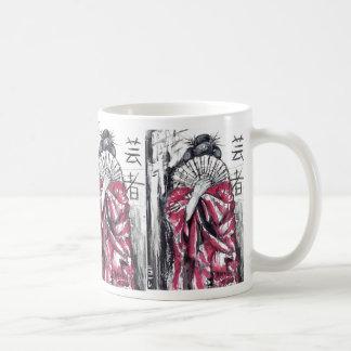Geisha Dance Mug