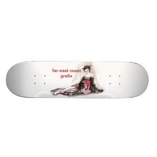 Geisha Deck 19.7 Cm Skateboard Deck