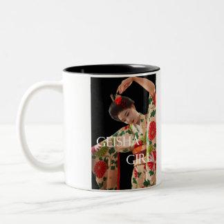 Geisha Girl Mug