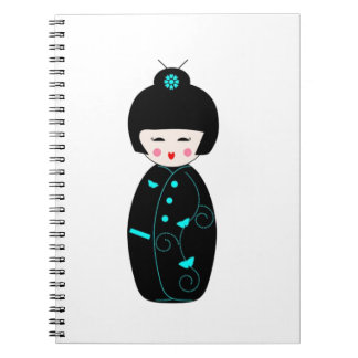 Geisha Girl Notebook