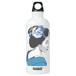 Geisha Girl SIGG Traveller 0.6L Water Bottle