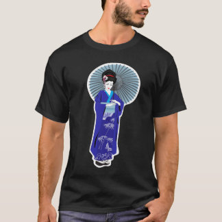 Geisha Girl T-Shirt