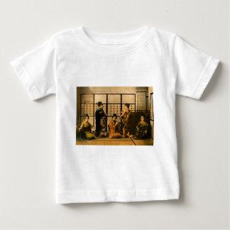 Geisha Girls Magic Lantern Slide T Shirts