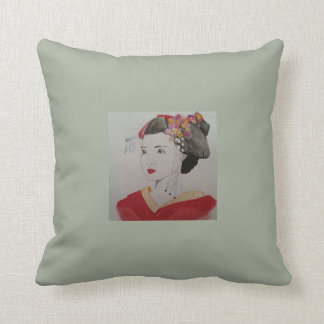 Geisha Hugs Cushion