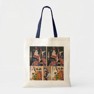 Geisha Images Tote Bag