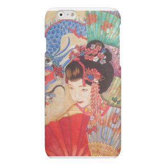 Geisha iPhone 6 Plus Case