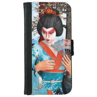Geisha iPhone 6 Wallet Case