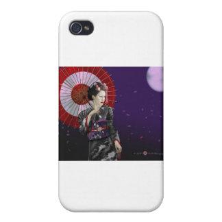Geisha iPhone 4 Covers