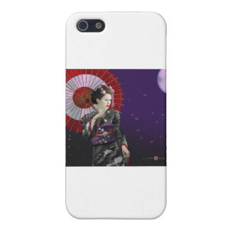 Geisha Covers For iPhone 5