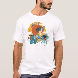 geisha Japanese T-Shirt