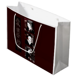 Geisha Large Gift Bag