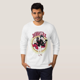 Geisha Monroe Fine Jersey Long Sleeve T-Shirt