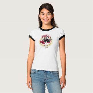 Geisha Monroe Ringer T-Shirt