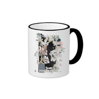 GEISHA COFFEE MUGS