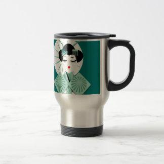Geisha Coffee Mug