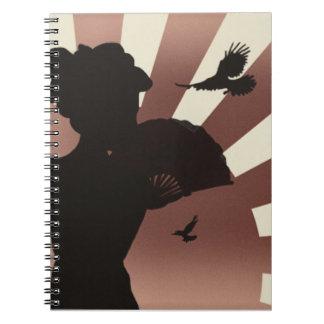 Geisha Notebooks